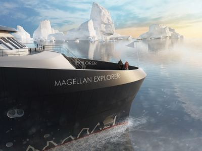 Image of Building Magellan Explorer