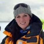 Agustina Morro, Staffing Assistant, in Antarctica21's Operations Department