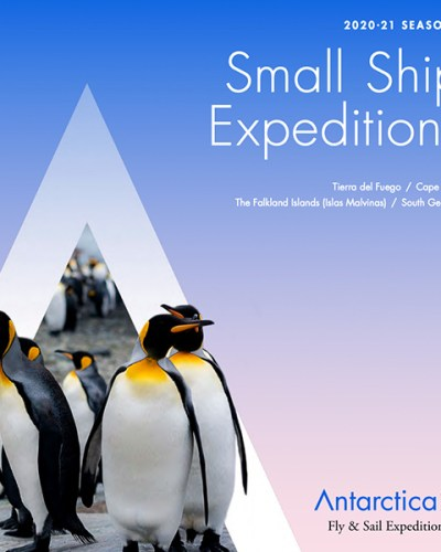 2020-21 Sub-Antarctic Expedition (Small Ship Expedition) brochure by Antarctica21, version.