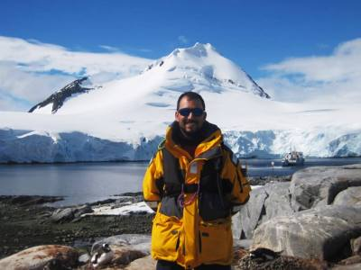 Image of Meet  Andre Belem, Educational Coordinator at Antarctica21