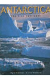 Antarctica The blue continent book cover