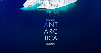 Imagine Antarctica webinar about how to travel to Antarctica
