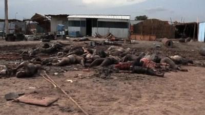 Hundreds of Civilians Massacred In South Sudan ...