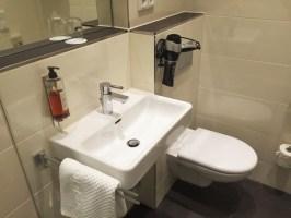 Neue Bäder für die Standardkategorie • Hotel Antares in ...
