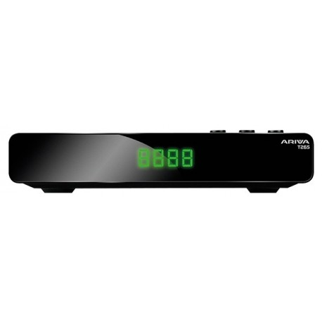 ARIVA T265  Recep TDT HD  Tienda Profesional Antares Sistemas