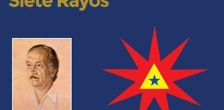 Analogia de los Siete Rayos.