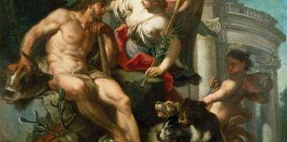 Cuarto trabajo de Hércules en Cáncer