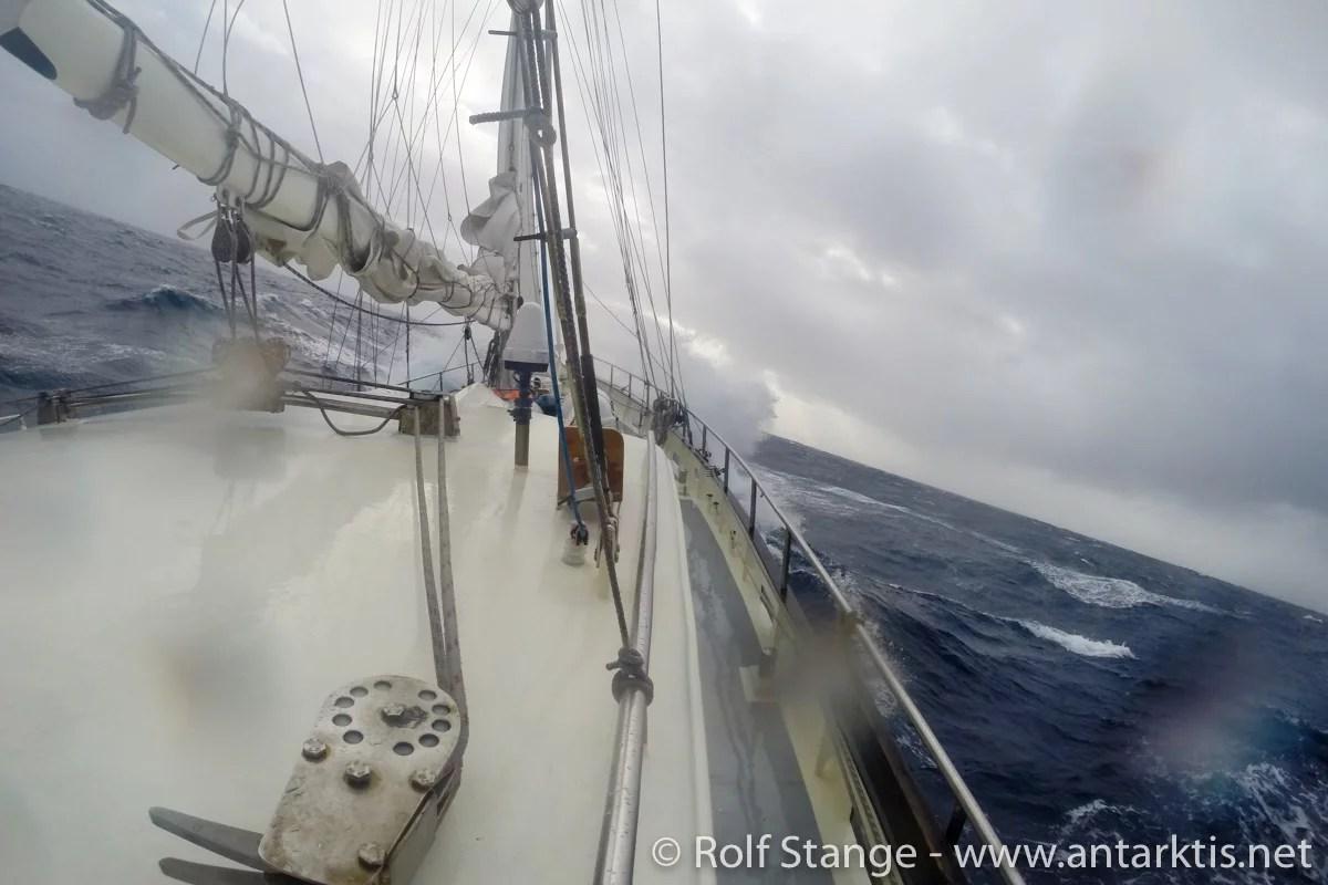 Drake-Passage - 04. Februar 2018 - Antarktis   Antarctica