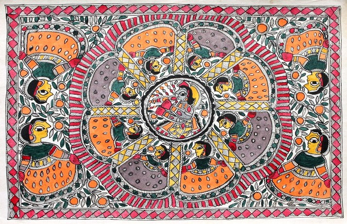 Mithila Paintings