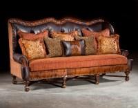Western Sofa|Rustic Sofa|Hacienda Sofa|Large Sofa|Anteks ...