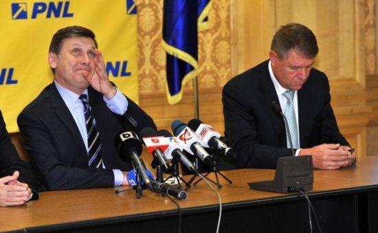 Antonescu anunţă OFICIAL nominalizările lui Iohannis, Atanasiu, Nicolăescu şi Buşoi la MAI, Economie, Finanţe şi Sănătate 418
