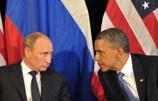Obama şi Putin au discutat pe tema situaţiei din Ucraina 407