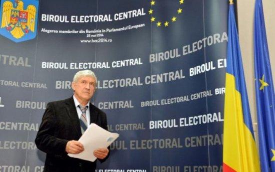 De ce a respins BEC candidatura lui Mircea Diaconu pe europarlamentare 418