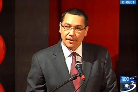 Victor Ponta: Dreptate se va face până la capăt în ziua în care pe poarta de la Cotroceni va ieşi Băsescu 407