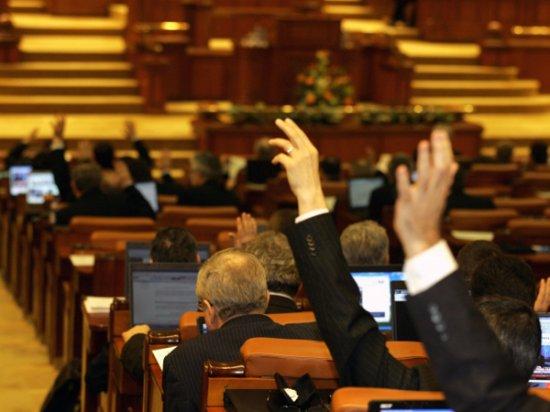 Moţiune de cenzură iniţiată de liberali împotriva guvernului Ponta a fost respinsă  772