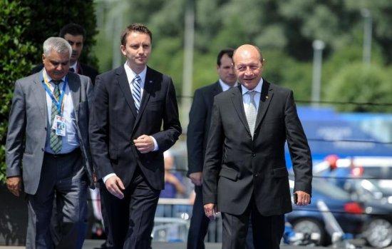 Băsescu, la Bruxelles: Sunt considerat artizanul funcţionării Justiţiei. Lumea râde de declaraţia Parlamentului 482