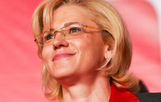 Corina Creţu, desemnată de Grupul S&D candidat pentru funcţia de vicepreşedinte al PE 418