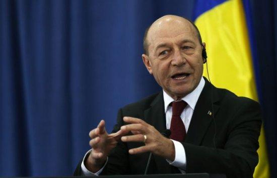 Preşedintele Băsescu: Sistemul antirachetă din România va fi operaţional în 2015 407