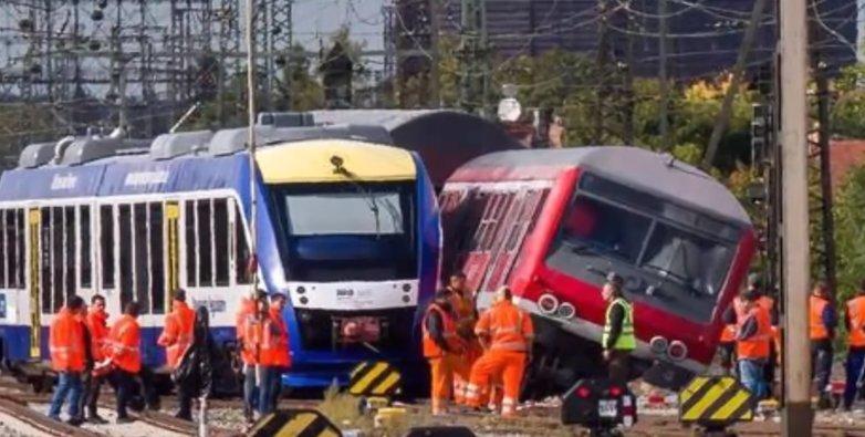 Accident feroviar în sudul Germaniei. Sunt mai multe victime - VIDEO 127