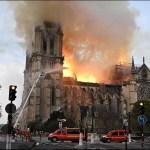 Es una desgracia para el arte, dice López Obrador sobre incendio en Notre Dame