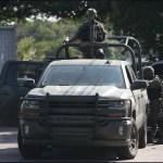 La FGR asegura armas y más de cuatro mil cartuchos en finca en Pihuamo