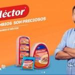 Héctor Herrera, nueva imagen de jamón