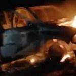 ¡De película! Balacera y persecución entre policías y criminales