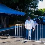 Guadalajara instaló filtros sanitarios en El Baratillo