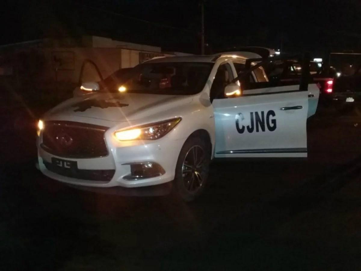Bloquea el gobierno mil 939 cuentas ligadas al CJNG - Antena Noticias
