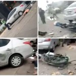 Ataque con explosivos deja dos muertos y cuatro heridos en Salamanca