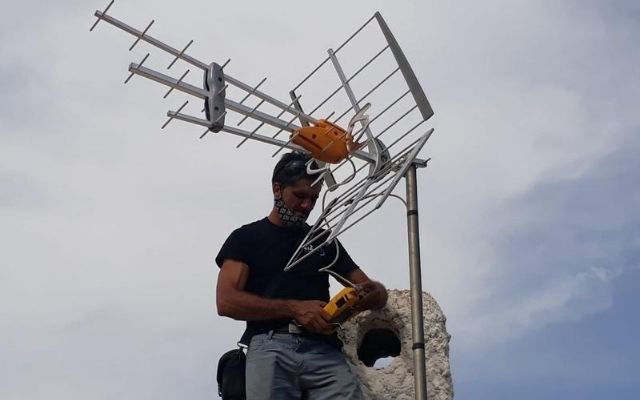 Antenista Guardamar