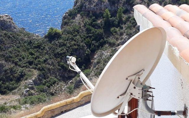 Instalar parabolica antenista