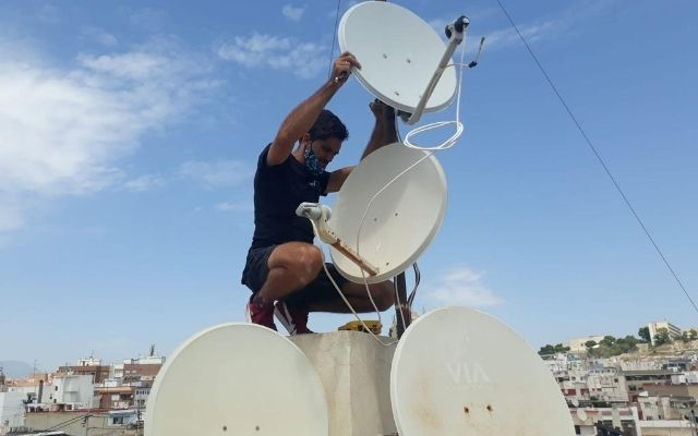 Orientar parabolica Alicante 675524963