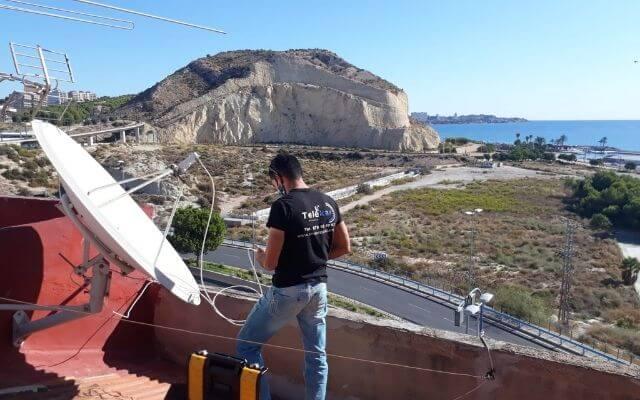 Antenista-Alicante
