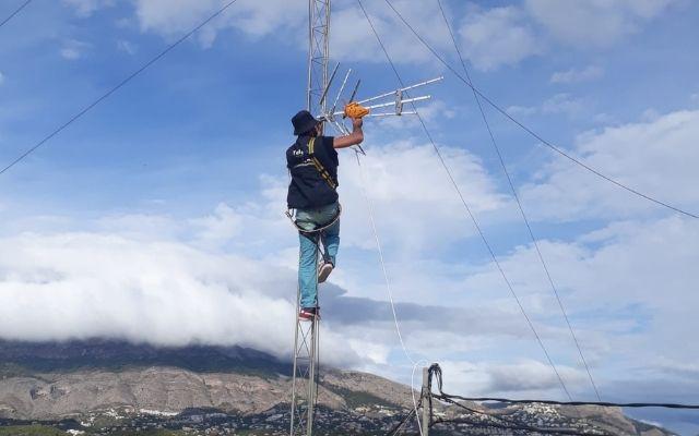 Antenista Alicante, antenista en alicante