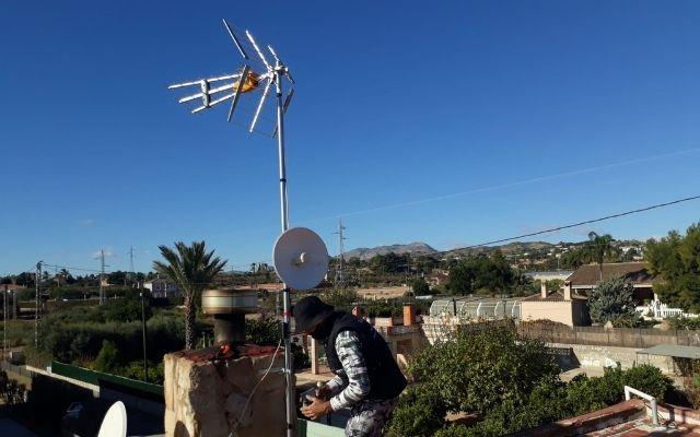 Antenista Alicante