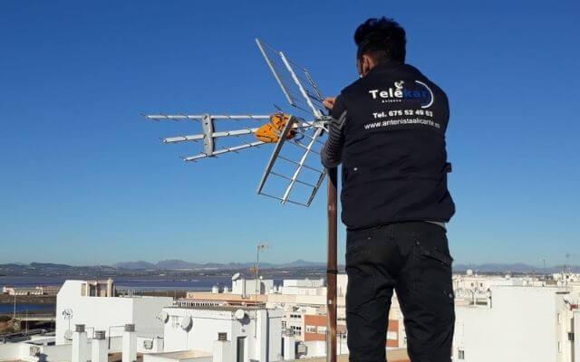 Antenista Alicante Torrevieja Pilar de la Horadada