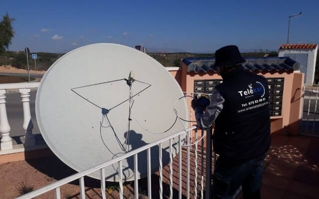 Antenistas Alicante, antenista gran alacant