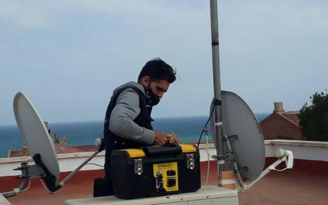 Antenista San Juan de Alicante