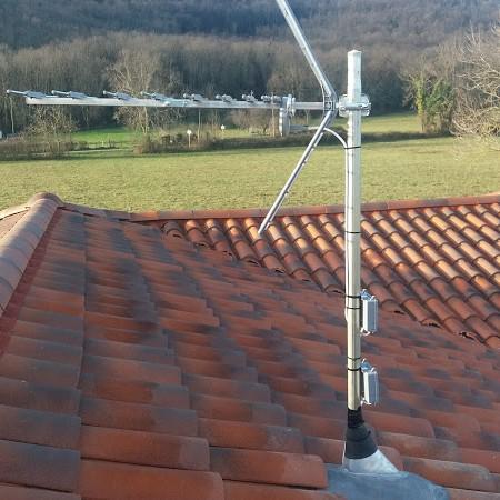 antenne tv a foix installation