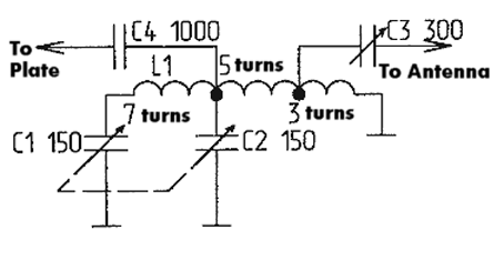 Matching Circuit for Tube PA p69_010