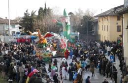 Mascherata a Tissano 2018