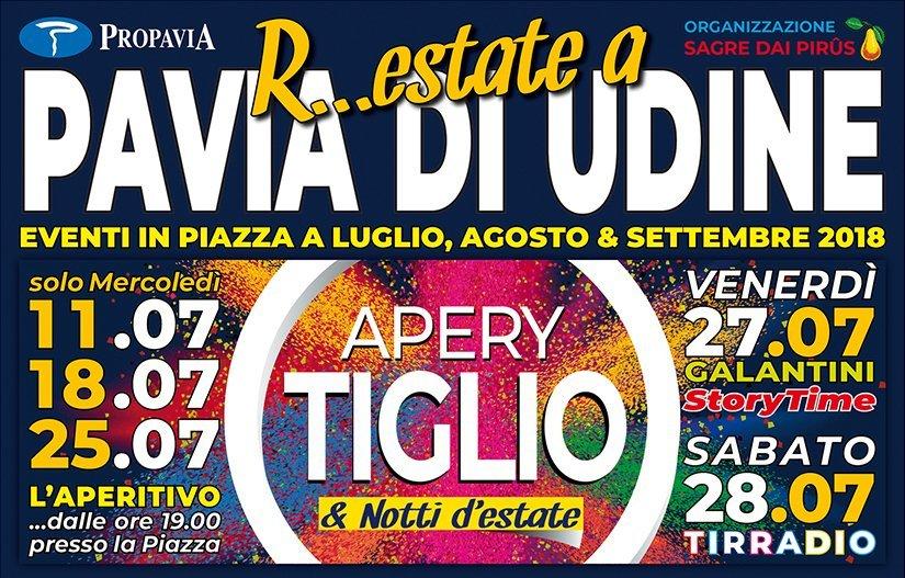 R...estate a Pavia di Udine 2018