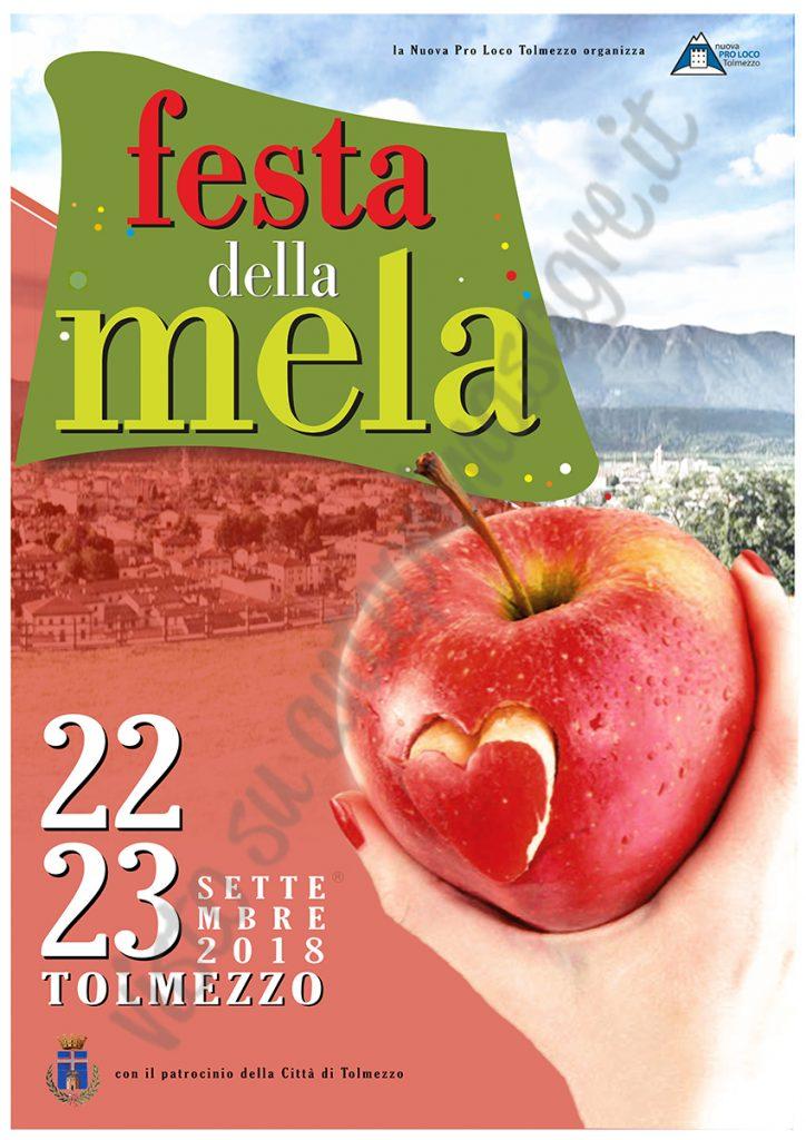 Festa della Mela 2018 di Tolmezzo