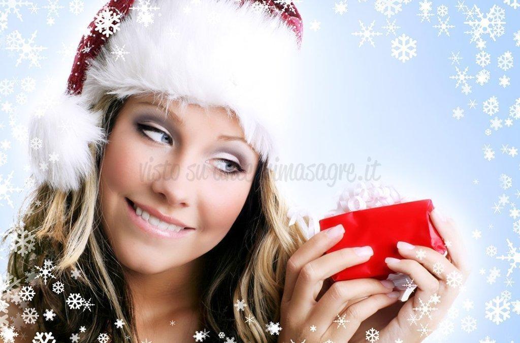 Ecco il tuo regalo di Natale