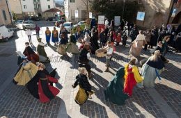 Epifania del Tallero a Gemona del Friuli