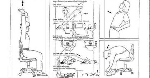 postural exercises for elderly pdf