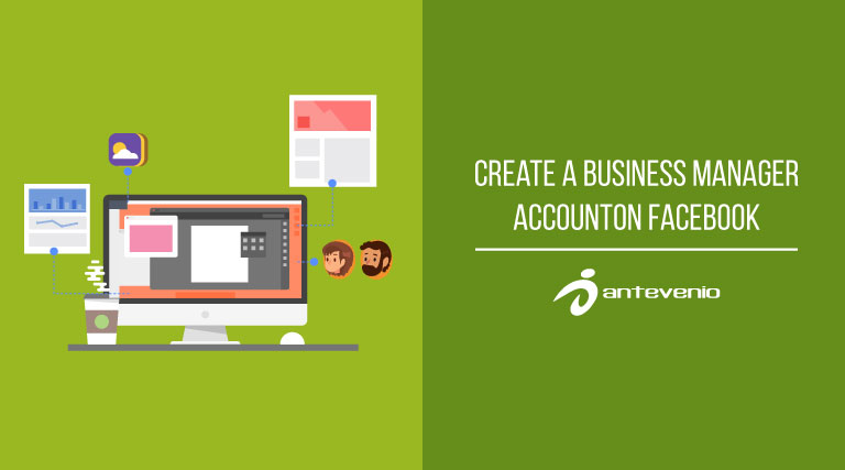 Create a business manager account on facebook