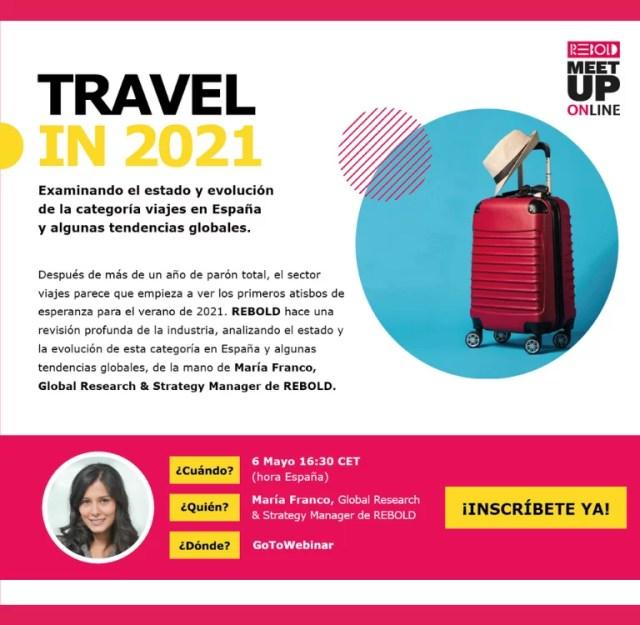 Webinar Travel in 2021