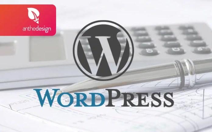 WordPress site quote